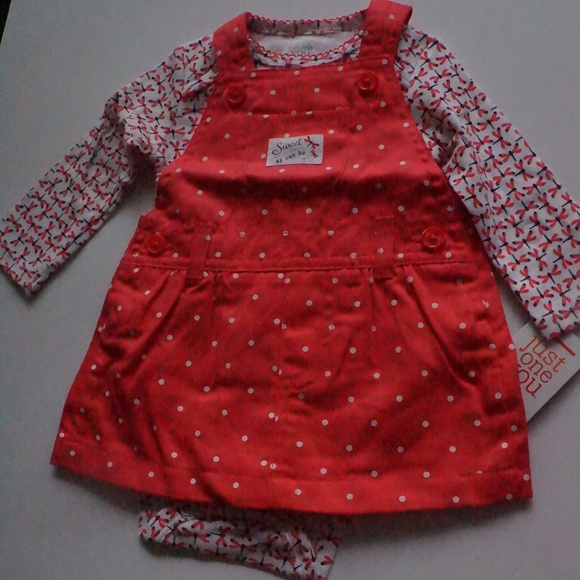 10b44e228 Carter's Matching Sets | Carters Just One You One Piece Jumper ...